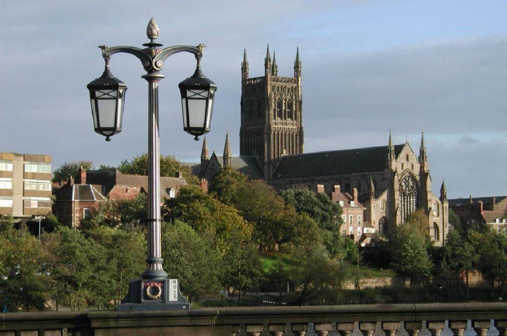 Worcester Bridge Heritage & Traditional Street Lighting Manufactures