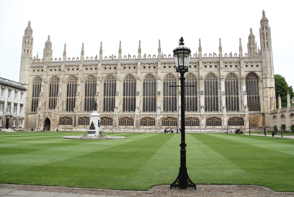 Kings College Cambridge Heritage & Traditional Street Light Manufacturer MSD Lighting